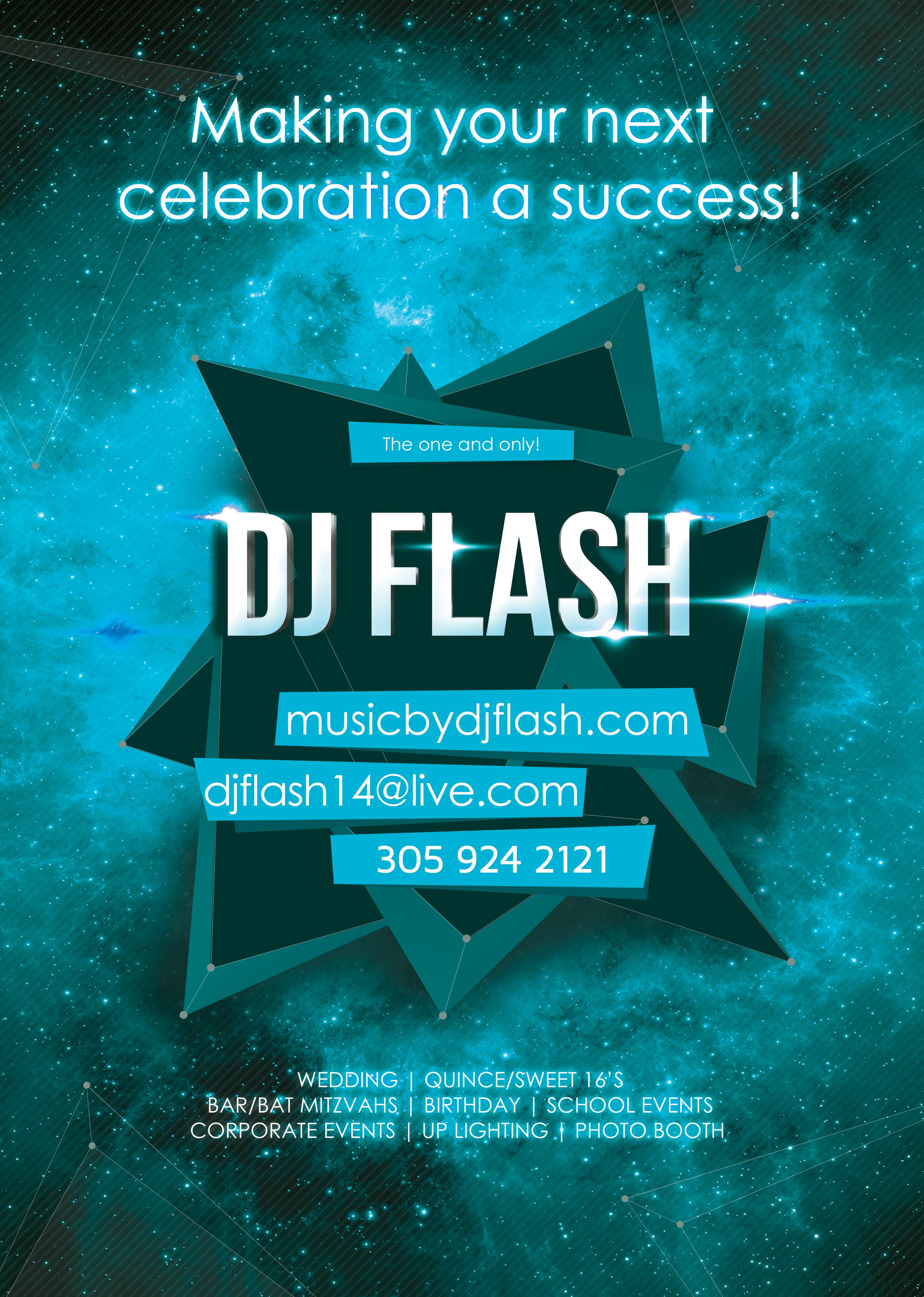 DJFLASH_Flyer